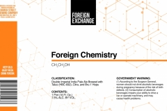 Foreign Exchange - Foreign Chemistry