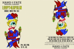 Hand Of Fate Brewing Company - Loopy4lupulin