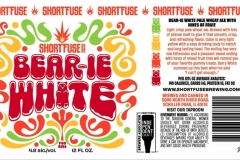 Short Fuse Brewing - Bear-ie White