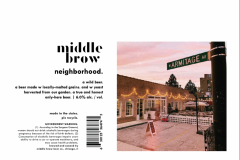 Middle Brow Brewpub - Neighborhood.