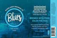 Riverlands Brewing Co - Riverside Blues