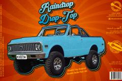 Raindrop Drop-top -