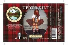 Hickory Creek Brewing Company - Up Yer Kilt