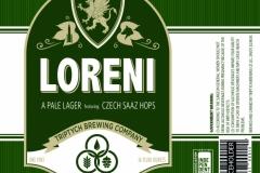 Triptych Brewing - Loreni