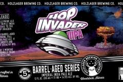 Holzlager Brewing Company - Hop Invader