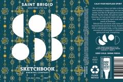 Saint Brigid -