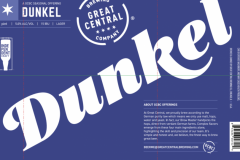 Great Central Brewing Company - Dunkel