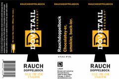 Dovetail Brewery - Rauch Doppelbock