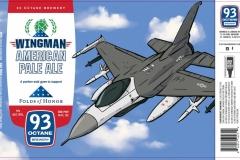 93 Octane Brewery - Wingman American Pale Ale