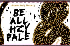 Solemn Oath Brewery - Be All Hzy