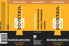 Dovetail Brewery - Dunkelweizen