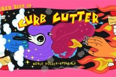 Whiner Beer Company - Curb Cutter