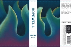 The Hopewell Brewing Company - Sure Fire