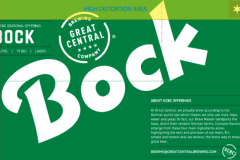 Great Central Brewing Company - Bock
