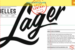 Great Central Brewing Company - Helles Lager