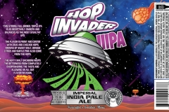 Holzlager Brewing Company - Hop Invader Iiipa