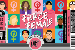Scorched Earth Brewing - Fierce Female