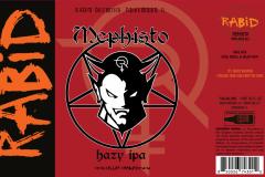 Rabid Brewing - Mephisto