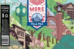 More Brewing Company - Villa Pils