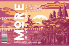 More Brewing Company - Ryed In The Clouds