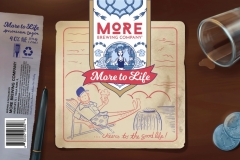 More Brewing Company - More To Life