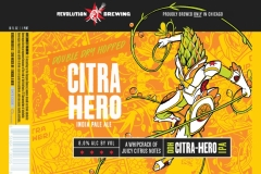 Revolution Brewing - Double Dry Hopped Citra-hero