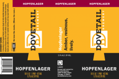 Dovetail Brewery - Hopfenlager