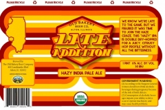 The Old Bakery Beer Company - Late Addition Hazy India Pale Ale