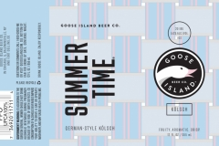 Goose Island Beer Co - Summertime Kolsch