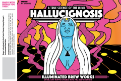 Illuminated Brew Works - Hallucignosis