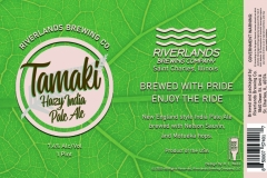Riverlands Brewing Co - Tamaki