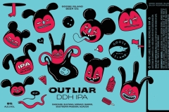 Goose Island Beer Co. - Out Liar