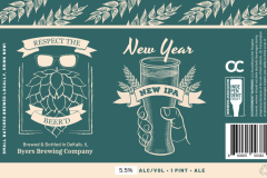 Byers Brewing Company - New Year, New Ipa