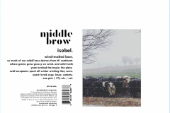 Middle Brow - Isobel