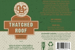 Oswego Brewing Co. - Thatched Roof