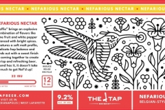 The Tap Brewery - Nefarious Nectar