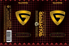Goldfinger Brewing - Vienna-style Lager