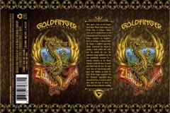Goldfinger Brewing - Zlotonator Doppelbock