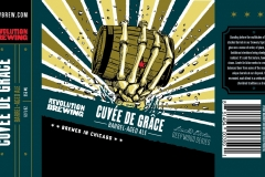 Revolution Brewing - Cuvee De Grace