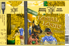 Lo Rez Brewing - Local Logic
