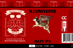 Byers Brewing Company - N.i. Universe