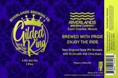 Riverlands Brewing Co - Gilded King