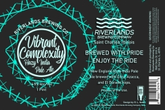 Riverlands Brewing Co - Vibrant Complexity