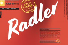Great Central Brewing Company - Radler