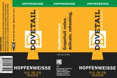 Dovetail Brewery - Hopfenweisse