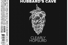 Hubbard's Cave - Clearly Hopsurd