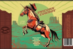 Pipeworks Brewing Co - Unicorn Cowboy