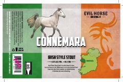 Evil Horse Brewing Company - Irish Style Stout