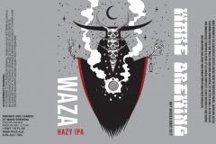 Wake Brewing - Waza Hazy Ipa