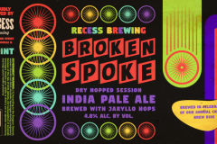 Recess Brewing - Broken Spoke